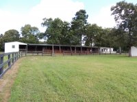 long view of barn