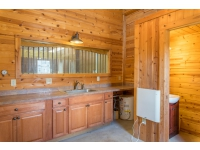 Barn Office with Restroom