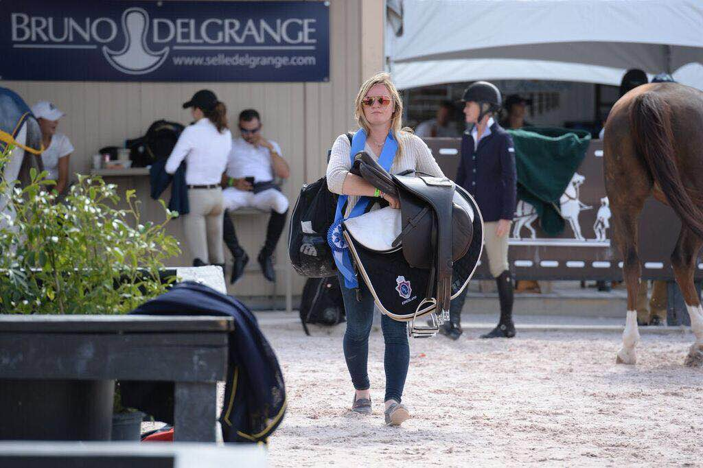 So You Want To Be A Working Student    Horse Junkies United Area Sales Manager Cover Letter Chloe Hull   International Show Groom   Rider