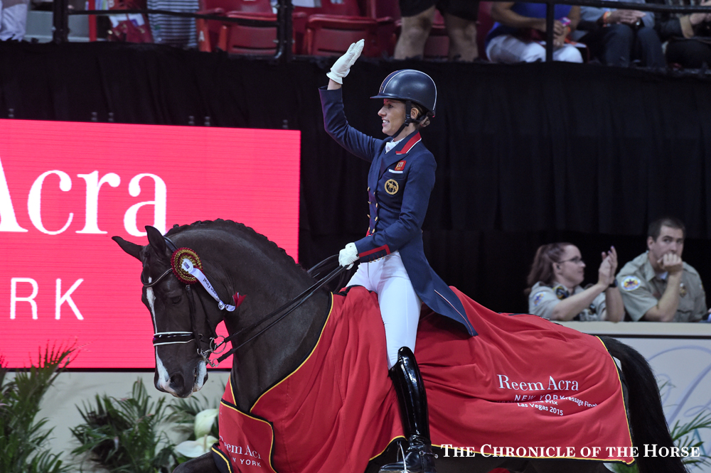10 Reasons Why The World Loves Charlotte And Valegro