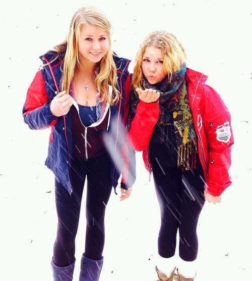 Cassidy and Kimberly Palmer