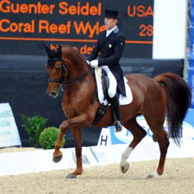 U.S. Dressage Riders Are Making A Splash In Europe