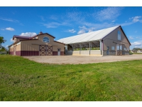 Riding Arena & Horse Barn