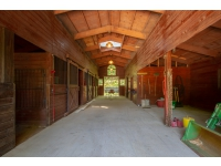 A Wonderful Home for your Horses. Each Stall has private grazing meadow