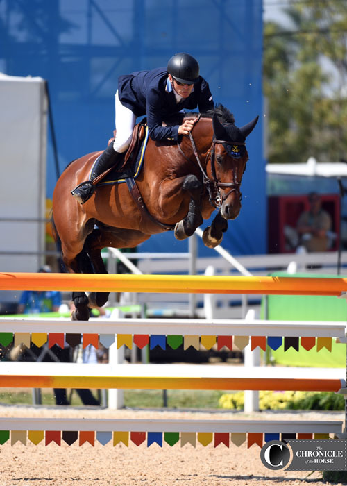 how to become an olympic show jumper